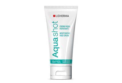 Aquashot Crema Facial Hidratante