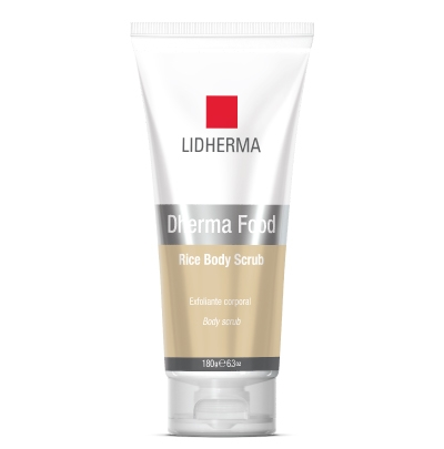 Dherma Food Rice Body Scrub