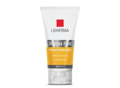 Dherma Food Turmeric Butter Mask
