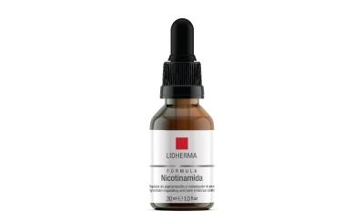Fórmula Nicotinamida