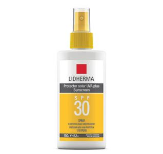 Protector solar UVA plus SPF 30 Spray