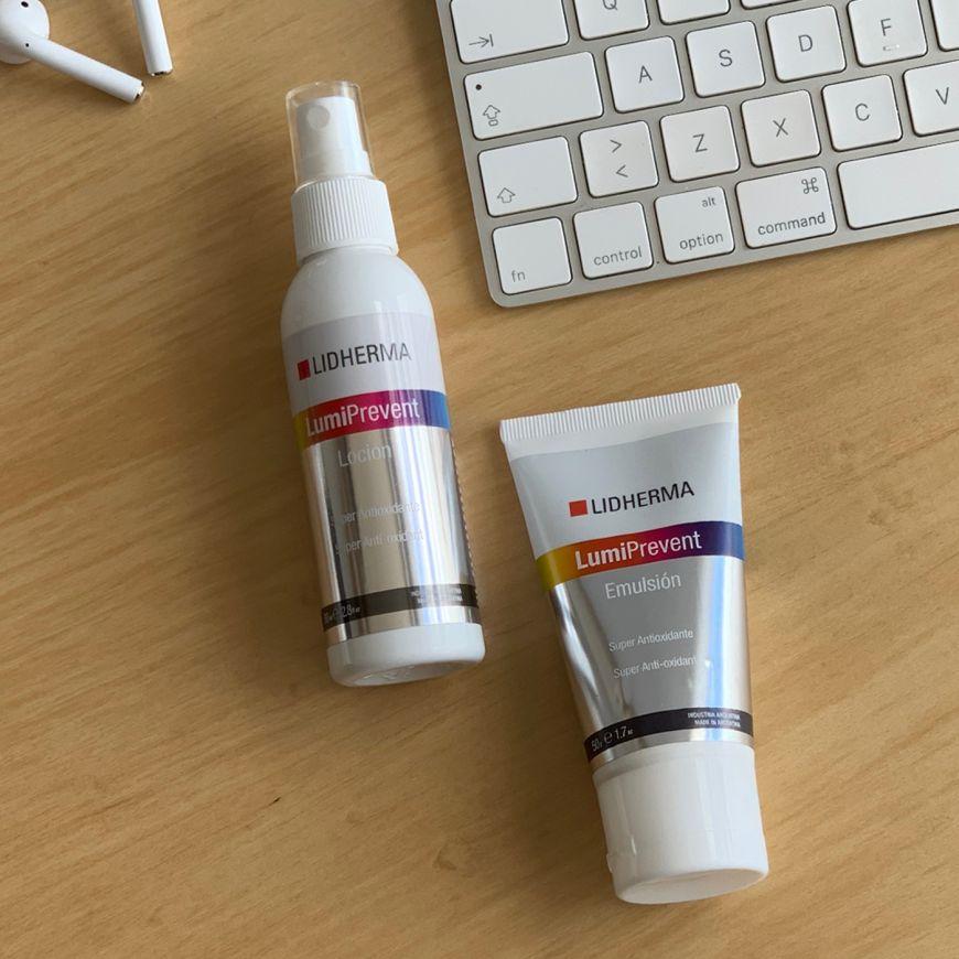 ¿Sabés cómo proteger tu piel de la luz de los dispositivos electrónicos?