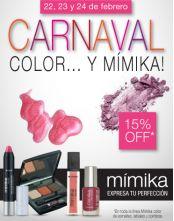 Carnaval, color y… ¡Mímika!
