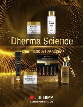 ¡Nuevos productos Dherma Science!