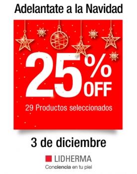Novedades público Adelantá tus compras de Navidad