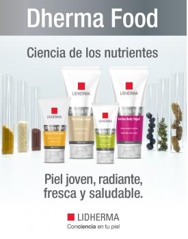 Dherma Food. Ciencia de los nutrientes