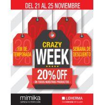 ¡Crazy Week!