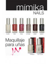 Mímika: belleza y salud para las uñas
