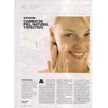 Cambio de piel natural y efectivo
