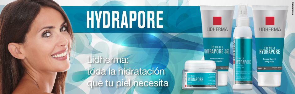 Hydrapore, hidratación inteligente.