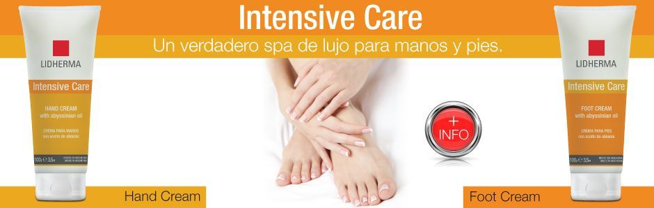 Intensive Care Hand Cream / Foot Cream